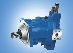 Гидромотор Bosch Rexroth A6V55